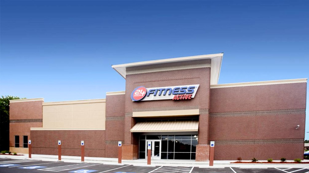 24 Hour Fitness prices