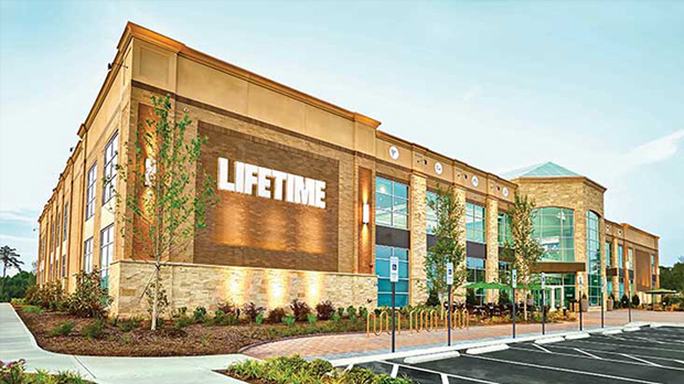 Life Time Fitness deals