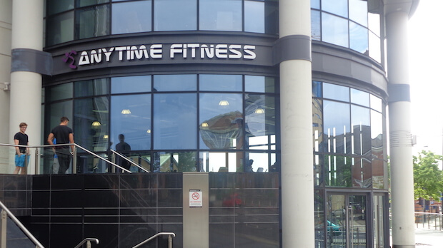 Anytime Fitness hours