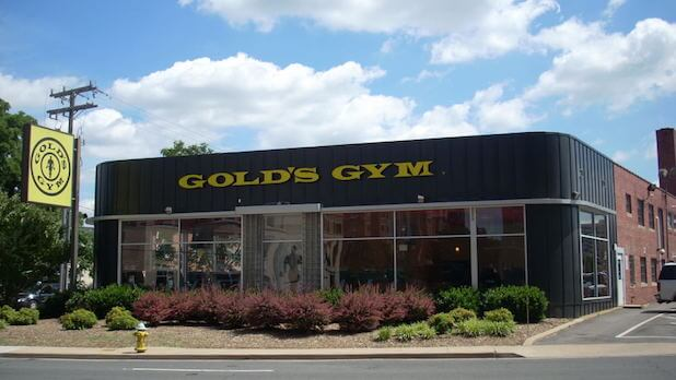 Gold's Gym reviews