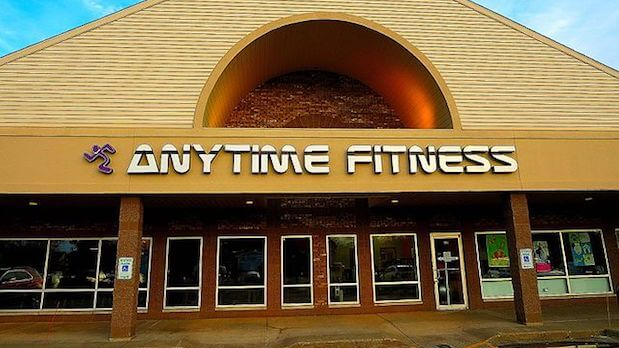 Anytime Fitness Prices